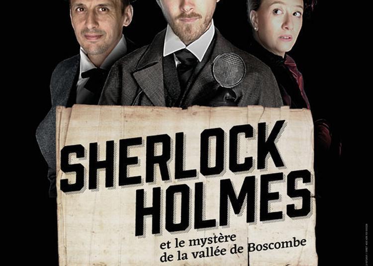 Sherlock Holmes Et Le Mystère à Paris 15ème
