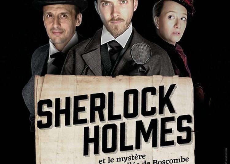 Sherlock Holmes Et Le Mystère De La Vallée De Boscombe à Crosne