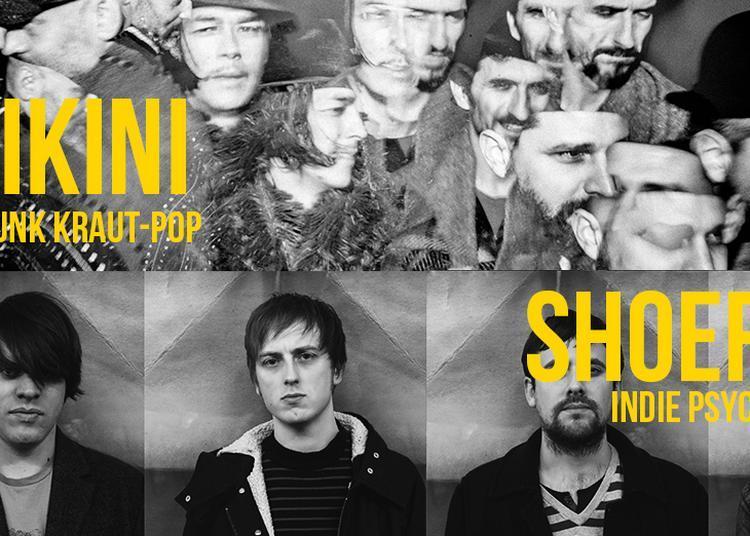 Shoefiti Et Trikini à Paris 11ème