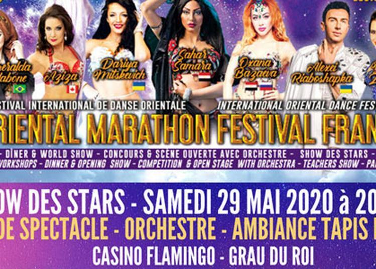 Show Des Stars - Danse Orientale à Le Grau du Roi