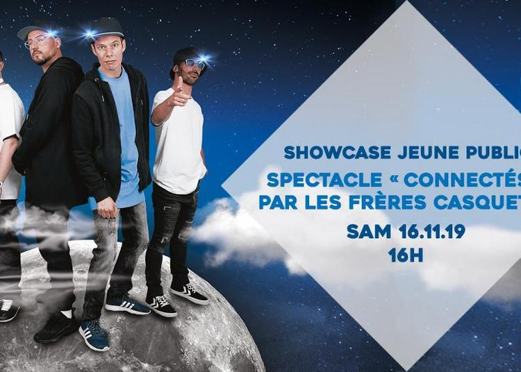 Showcase du spectacle « Connectés » à Sceaux