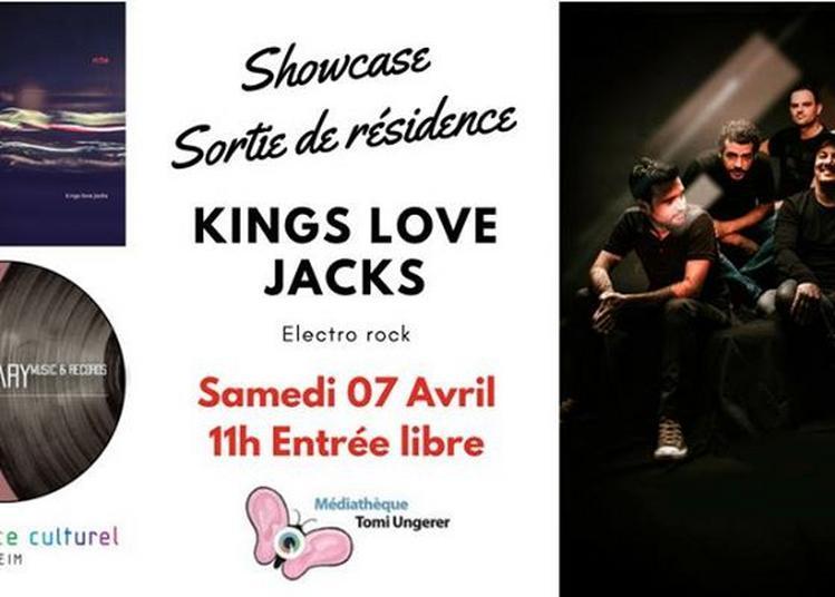 Showcase / Sortie de résidence : Kings Love Jacks à Vendenheim