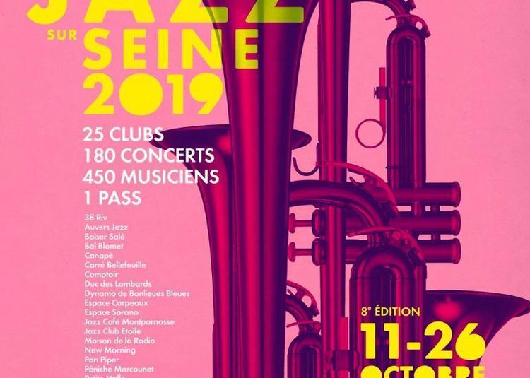 Showcases Festival Jazz Sur Seine à Paris 1er