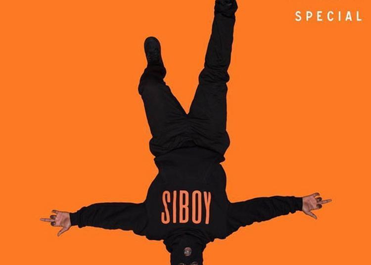 Siboy à Paris 20ème