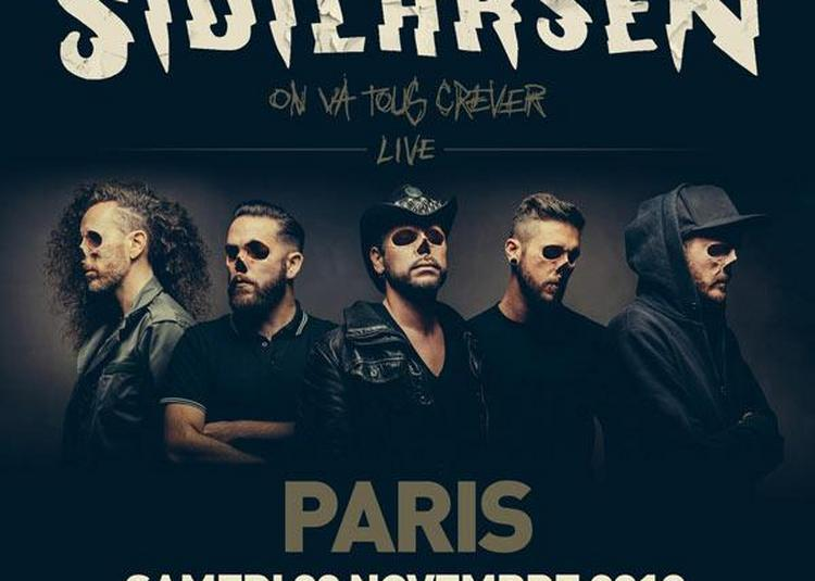 Sidilarsen à Paris 20ème