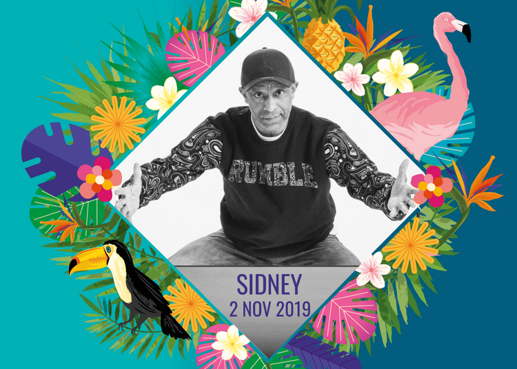 Sidney'S Block Party + Guests / Festival Meltin'Art 2019 à Marseille