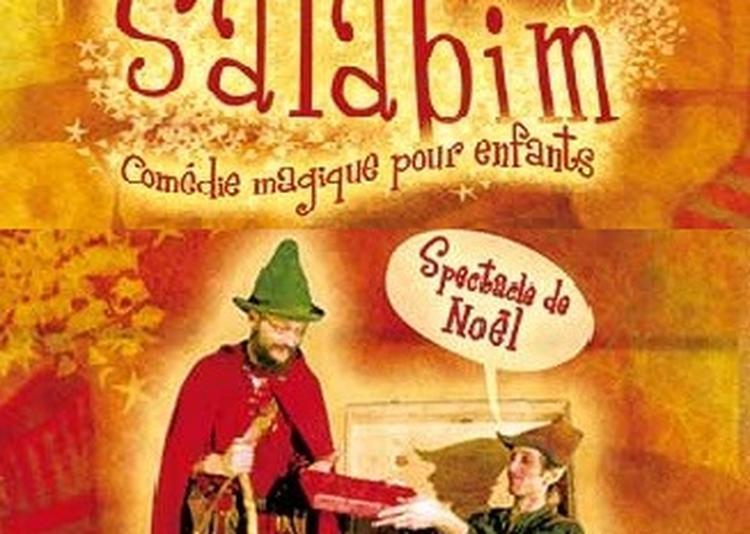 Sim Salabim par la Cie Clair obscur à Dijon