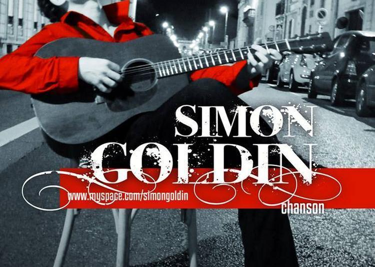 Simon Goldin et 1ère partie : Hélène Gerray à Dijon