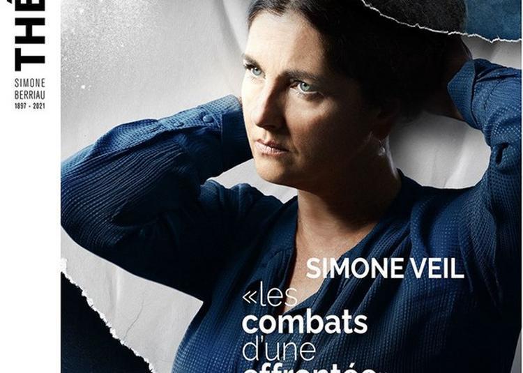 Simone Veil : Les Combats D'Une Effrontée à Paris 10ème