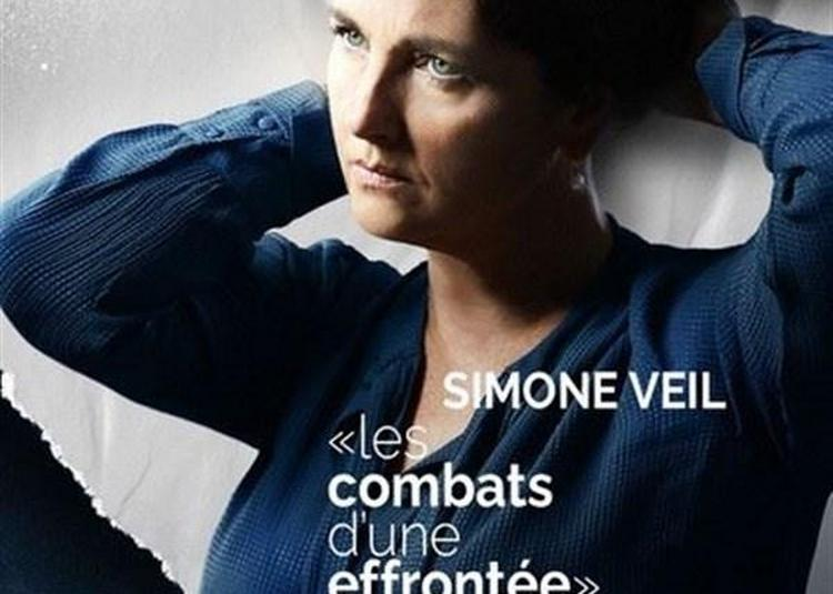 Simone Veil : Les Combats D'Une Effrontée à Brunoy