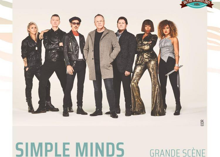 Simple Minds et The Alan Parsons Project à Albi