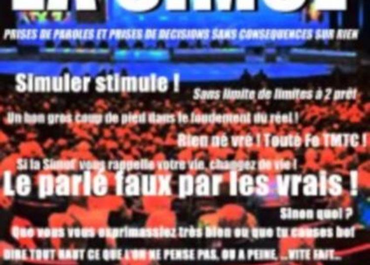 La Simul' à Bordeaux