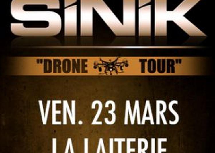 Sinik + 1ère Partie à Strasbourg