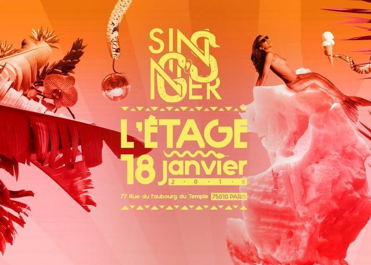Sinner G's à Paris 10ème