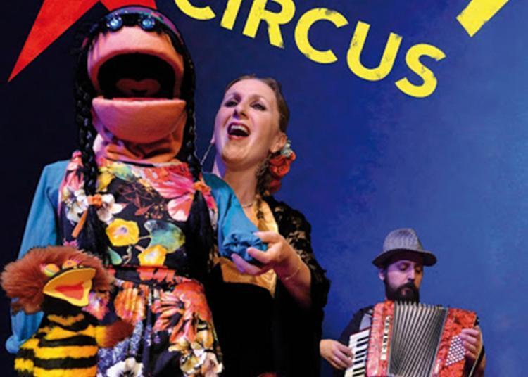 Sinti circus à Nimes