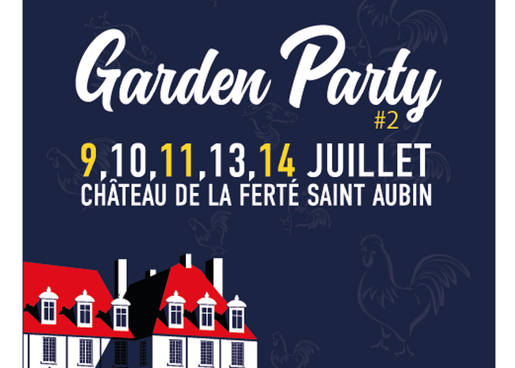 Garden Party #2 by Cocorico Electro 2021