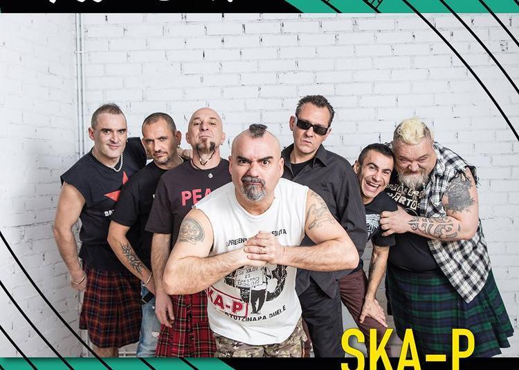 Au fil du son : Ska-P- Goran Bregovic- Loud... à Civray