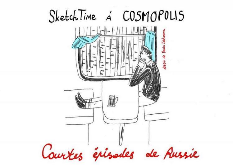 Sketch-time : courts épisodes de Russie à Nantes