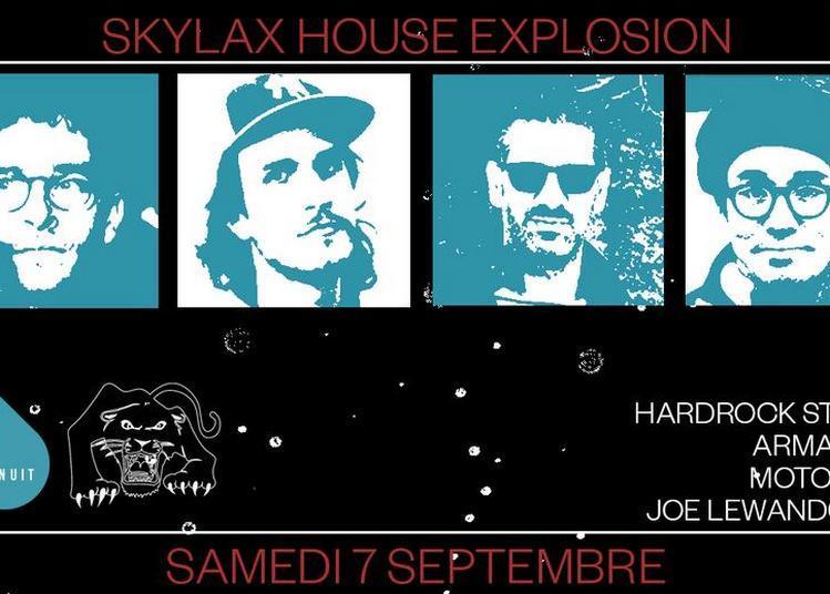 Skylax w/ Hardrock Striker, Armagnac, Joe Lewandowski, Motomitsu à Paris 13ème
