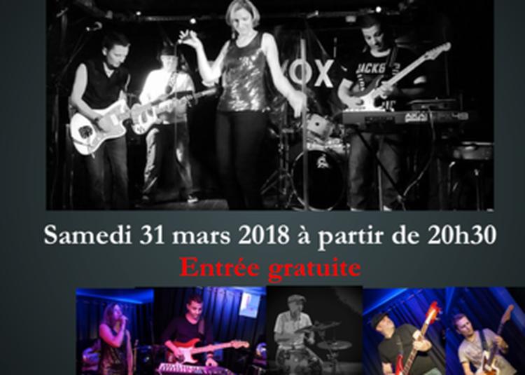 Skyvox En Concert Au Barazik ! à Paris 6ème