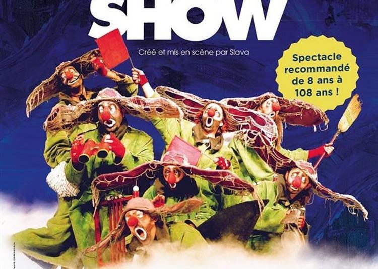 Slava'S Snowshow à Paris 18ème