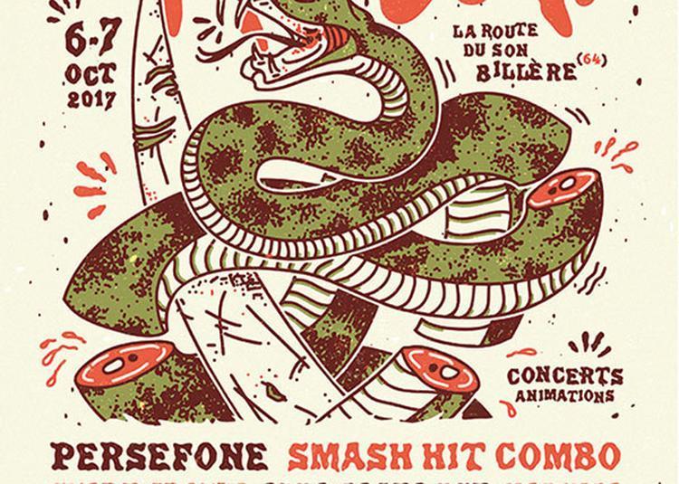 Smash Hit Combo + Kadinja à Billere
