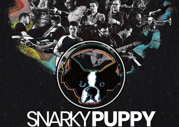 Snarky Puppy à Nantes