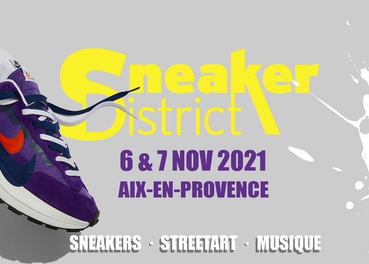 Sneaker District à Aix en Provence