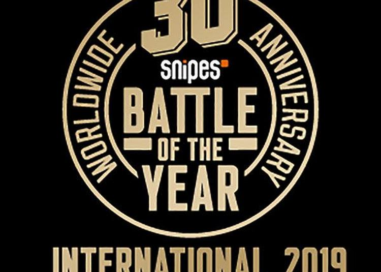 Snipes Battle Of The Year à Montpellier