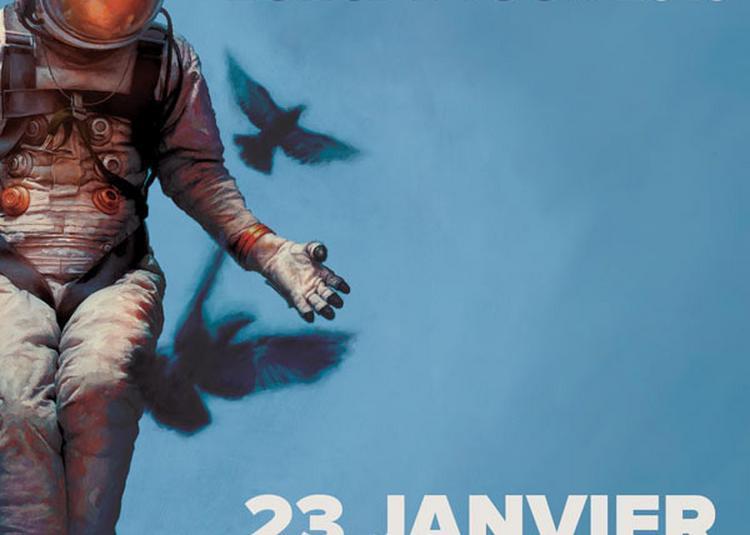 Snow Patrol à Paris 19ème