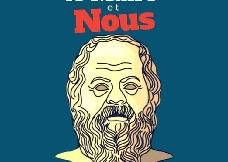 Socrate, Le Maire Et Nous à Paris 19ème