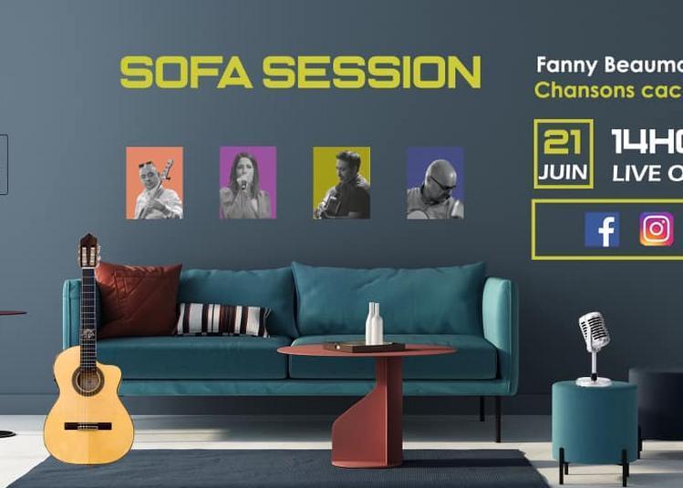 Sofa Session à Paris 1er