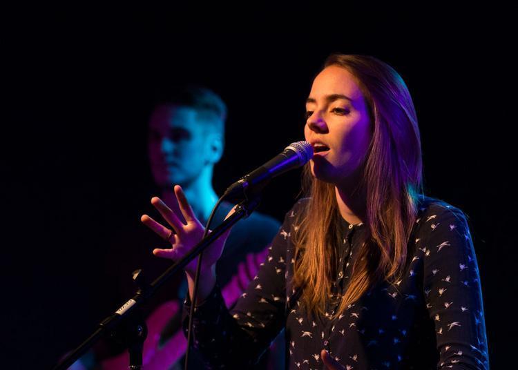 Soie En Concert (trip-hop / Jazz / Chanson) à Grenoble