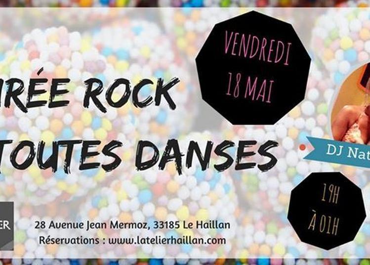Soirée Rock & Toutes Danses avec Nathalie ! à Le Haillan