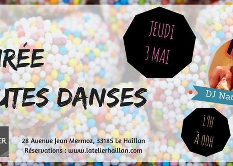 Soirée Toutes Danses avec Nathalie ! à Le Haillan
