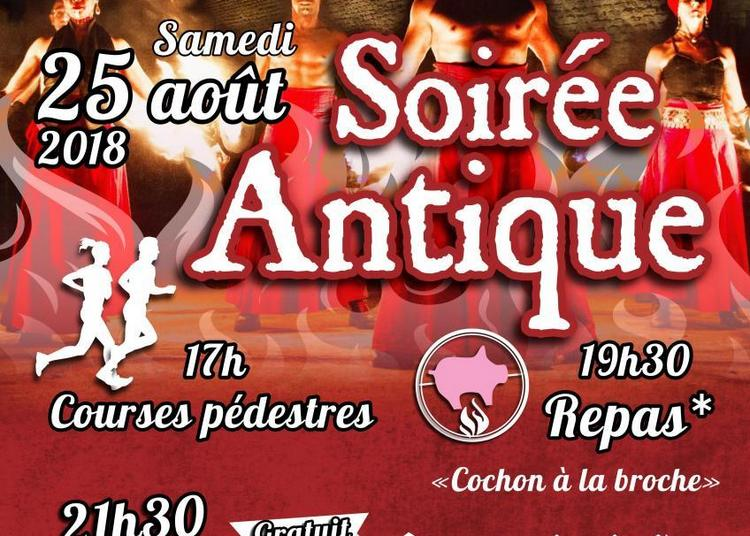 Soirée Antique à Vendeuvre du Poitou