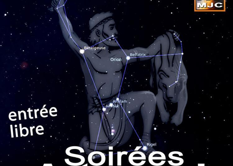 Soirée astronomie : Le chasseur céleste à Saint Chamond