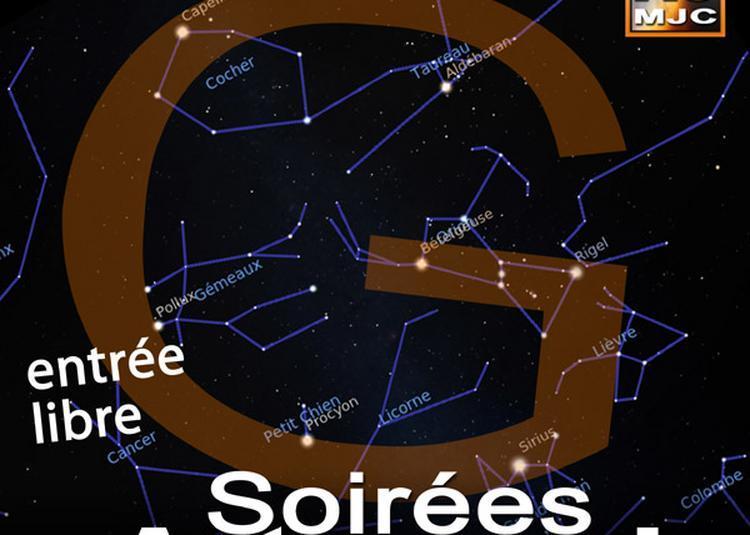 Soirée astronomie : Le géant d'hiver à Saint Chamond