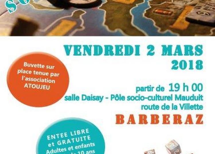 Soiree Atoujeu - Jeux De Société à Barberaz