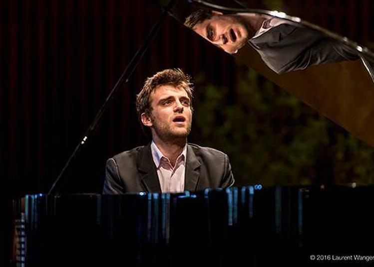 Soirée autour d'un piano romantique et russe à Auxerre