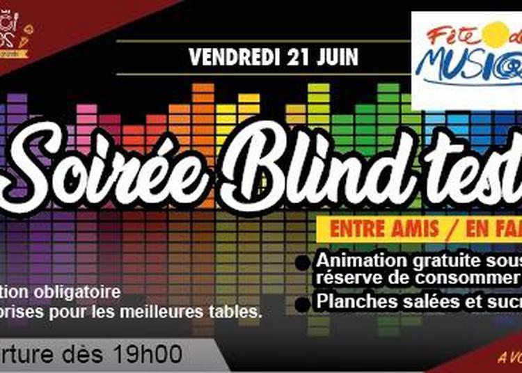 Soirée Blind test à Limoges