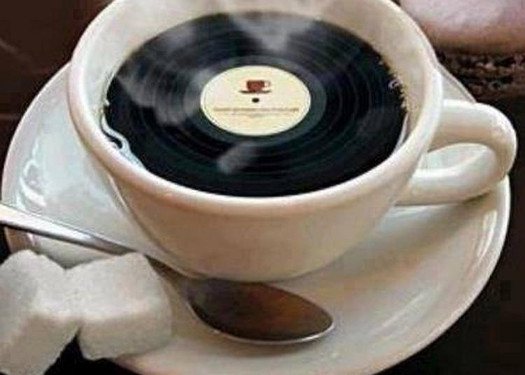 Soirée café Vinyle - Avec Dj Lbz - disco Funk à Bagnols sur Ceze