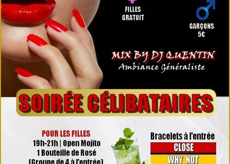 Soiree Celibataires| Mix Dj Red Quentin | Ambiance Generaliste à Montpellier