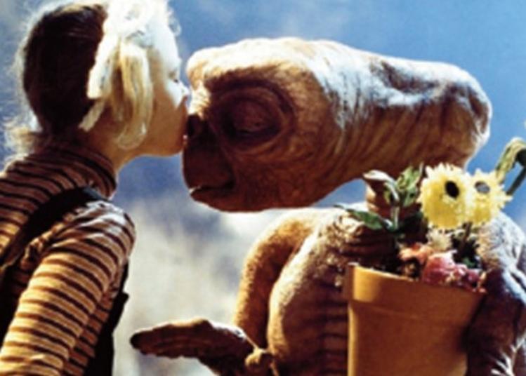 Soirée cinéma en Plein-Air : E.T l'extra-terrestre à Orbagna