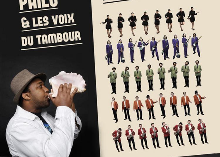 Soiree Creole : Philo Et Les Voix à Guecelard