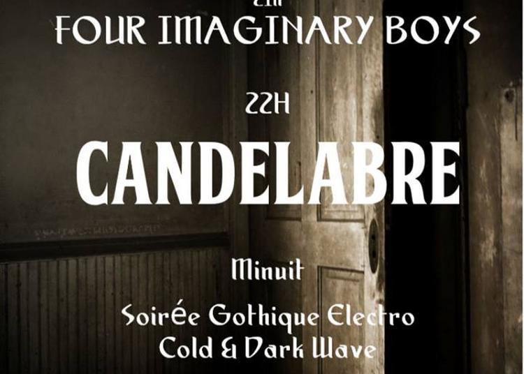 Soirée d'Halloween - Dark Music Factory Night à Toulouse