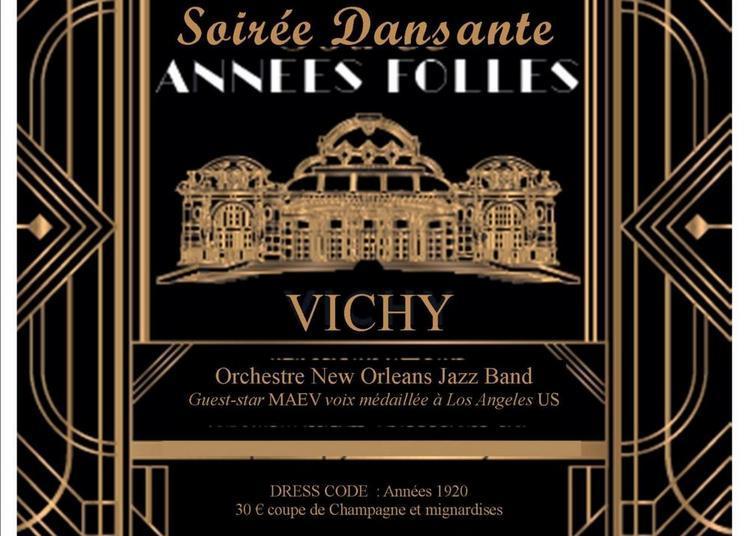 Soirée dansante Années Folles à Vichy