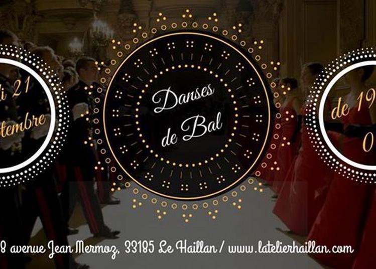 Soirée Danses de Bal à Le Haillan