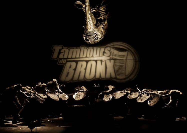 Soirée de clôture : Tambours du Bronx, Dïe Morg, Janis Madison à Varades