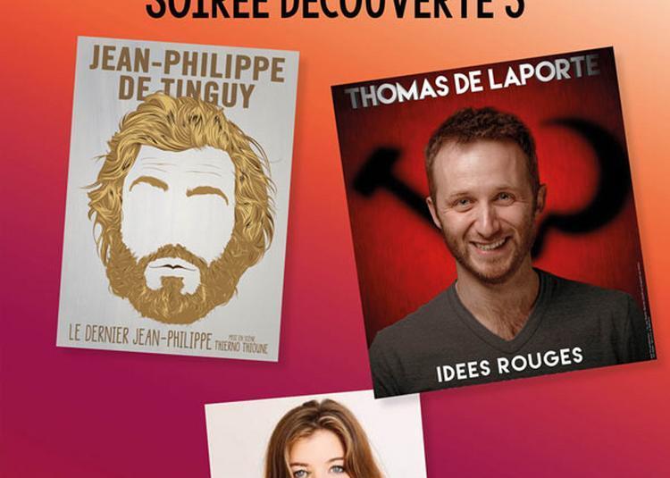 Soiree Decouverte 3 à Lyon
